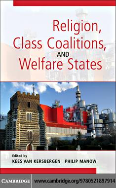 Religion, Class Coalitions, and Welfare States EB9780511530814