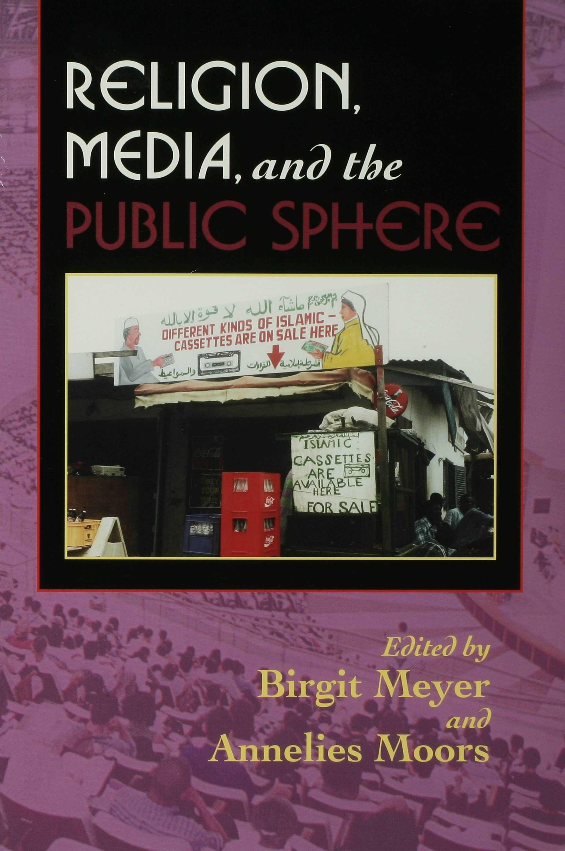 Religion, Media, and the Public Sphere EB9780253111722