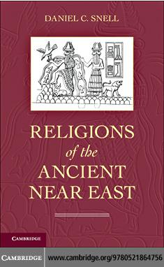 Religions of the Ancient Near East EB9780511985041