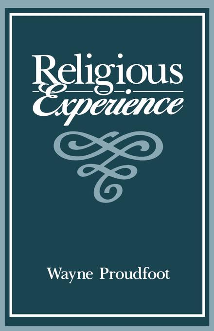Religious Experience EB9780520908505