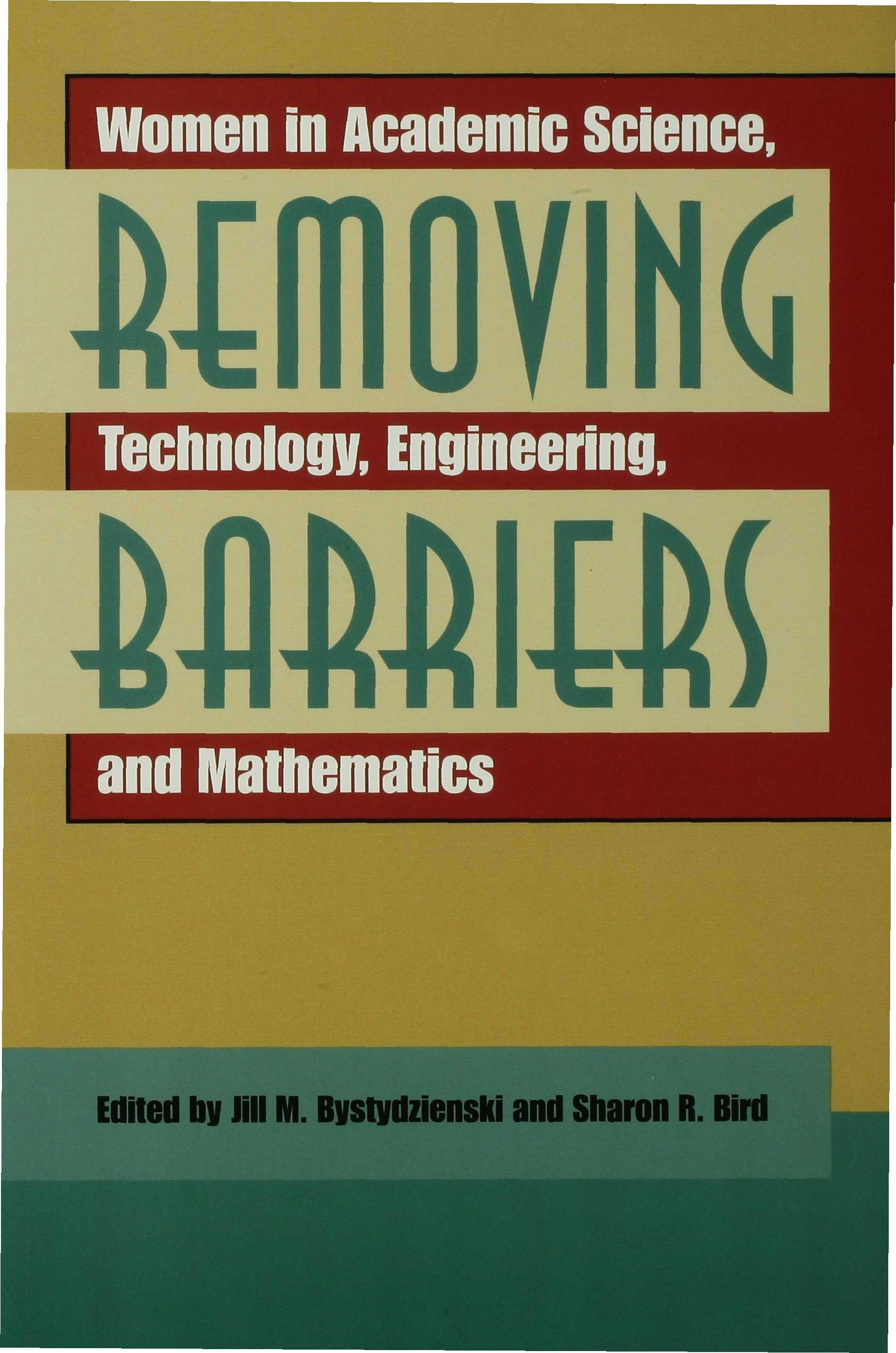 Removing Barriers EB9780253111739