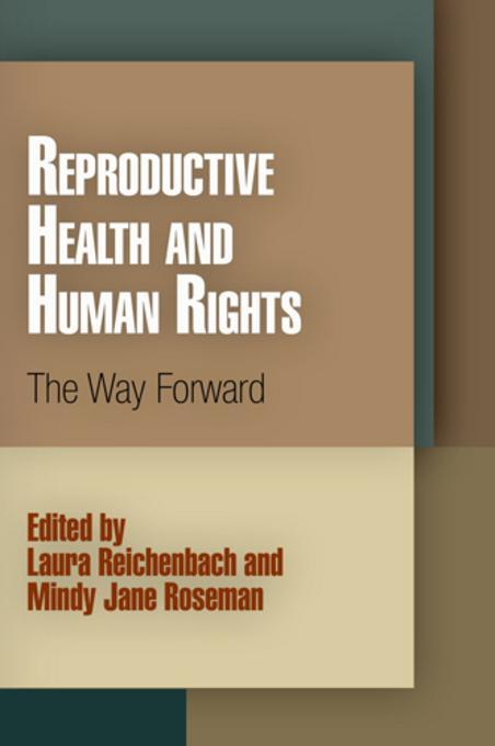 Reproductive Health and Human Rights EB9780812206104