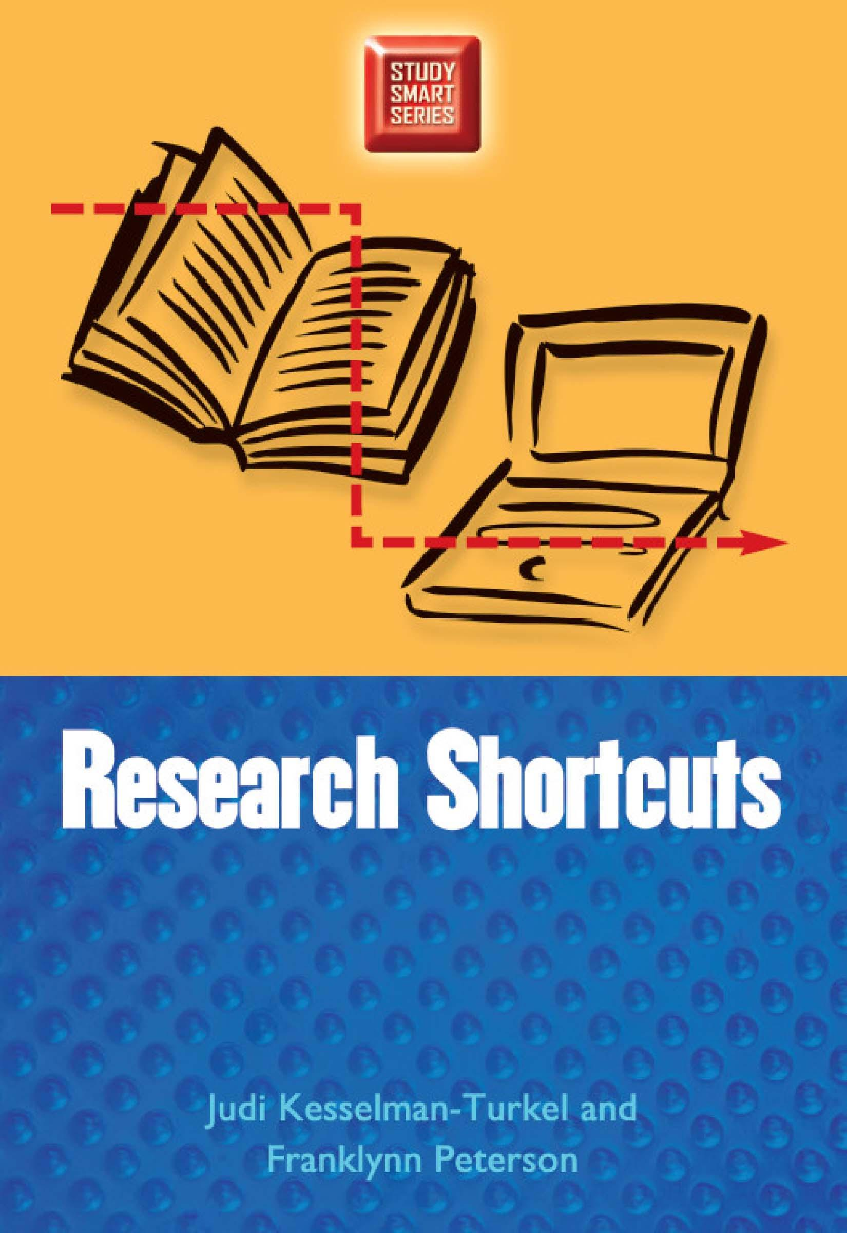 Research Shortcuts EB9780299191634