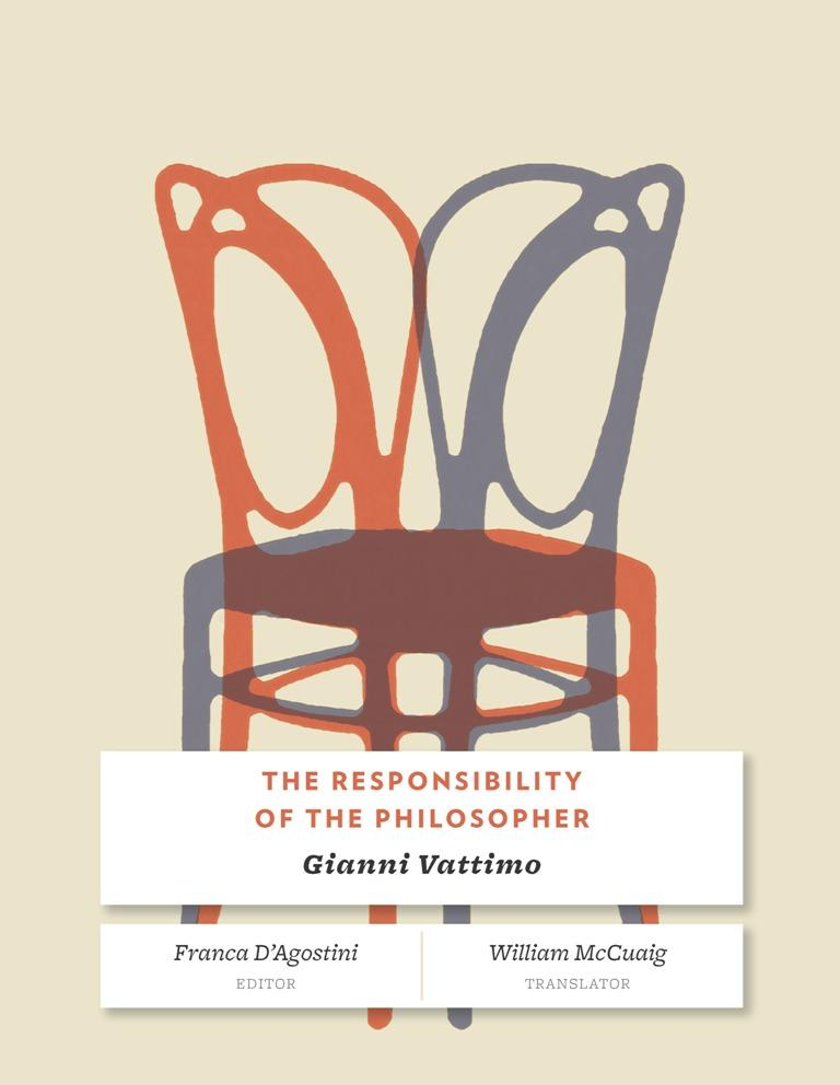 Responsibility of the Philosopher EB9780231527125