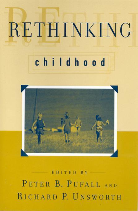 Rethinking Childhood EB9780813558325