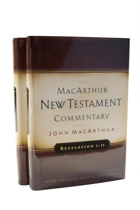Revelation 1-22 MacArthur New Testament Commentary Two Volume Set EB9780802482655