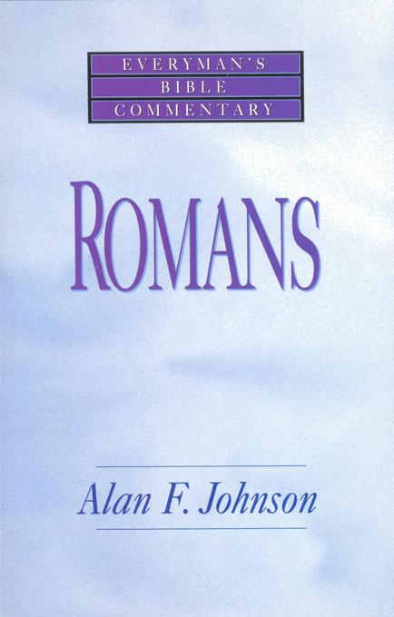Romans- Everyman's Bible Commentary EB9780802477606