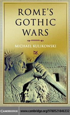 Rome's Gothic Wars from the Third Century to Alaric EB9780511247705