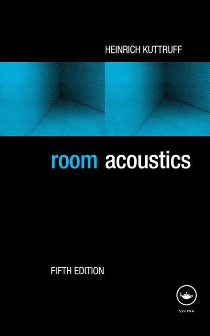 Room Acoustics EB9780203876374