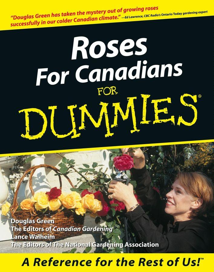 Roses for Canadians for Dummies EB9780470676714