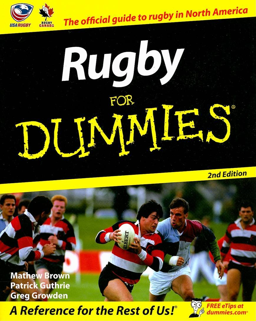 Rugby For Dummies EB9780470677070
