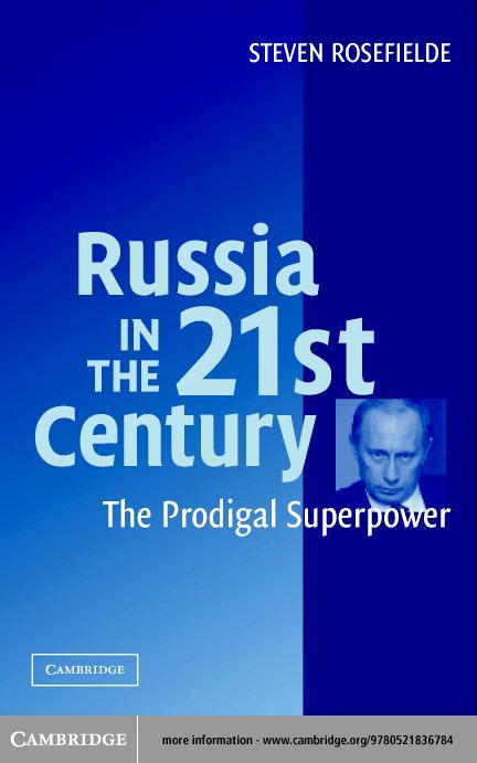 Russia in the 21st Century EB9780511078927