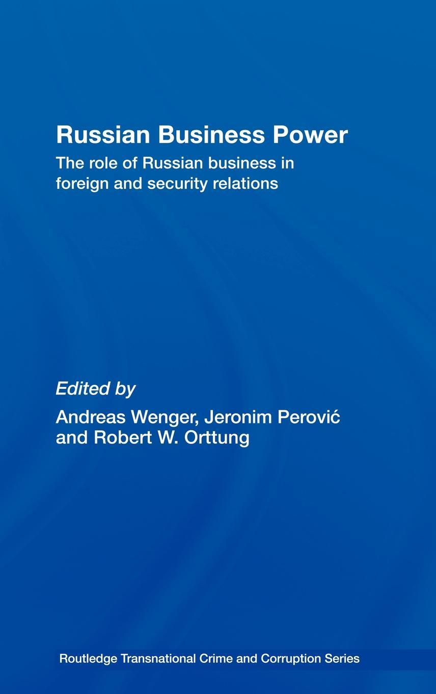 Russian Business Power EB9780203099728