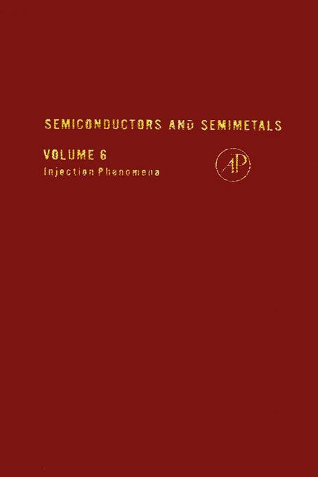 SEMICONDUCTORS & SEMIMETALS V6 EB9780080863955