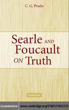 Searle and Foucault on Truth EB9780511138270