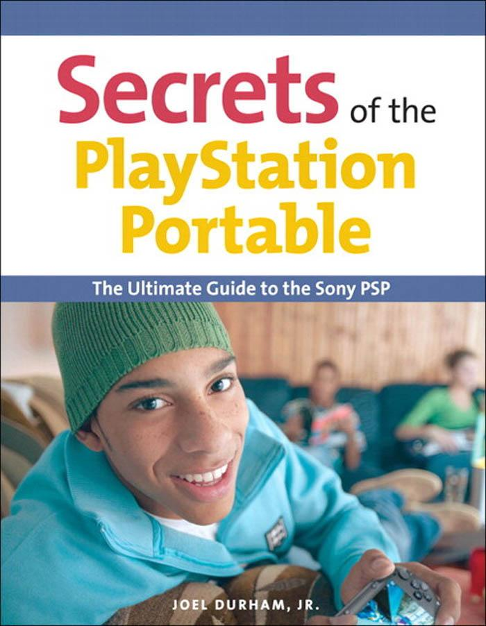 Secrets of the PlayStation Portable EB9780321464378