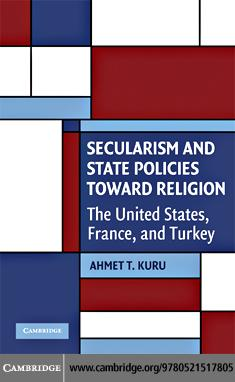 Secularism and State Policies toward Religion EB9780511530647