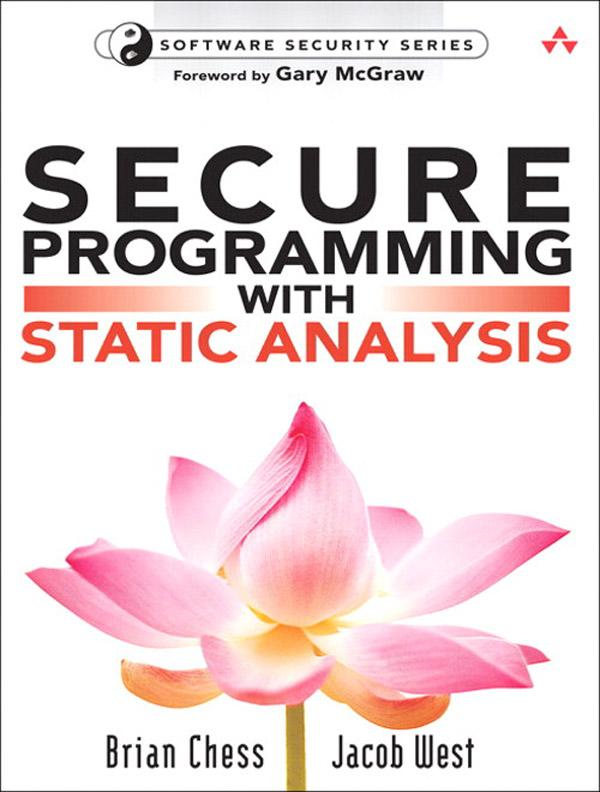 Secure Programming with Static Analysis EB9780132702027