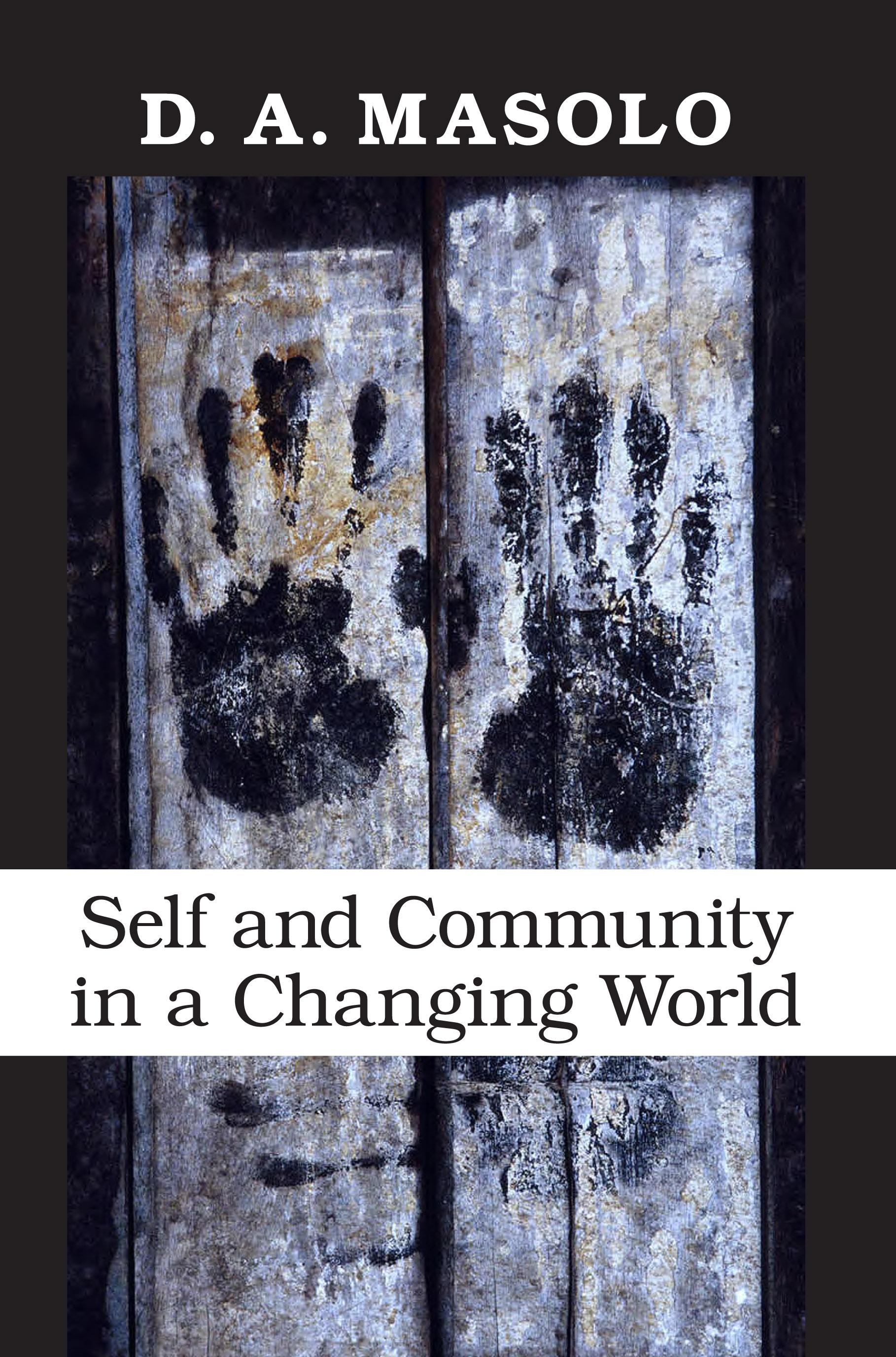 Self and Community in a Changing World EB9780253004529