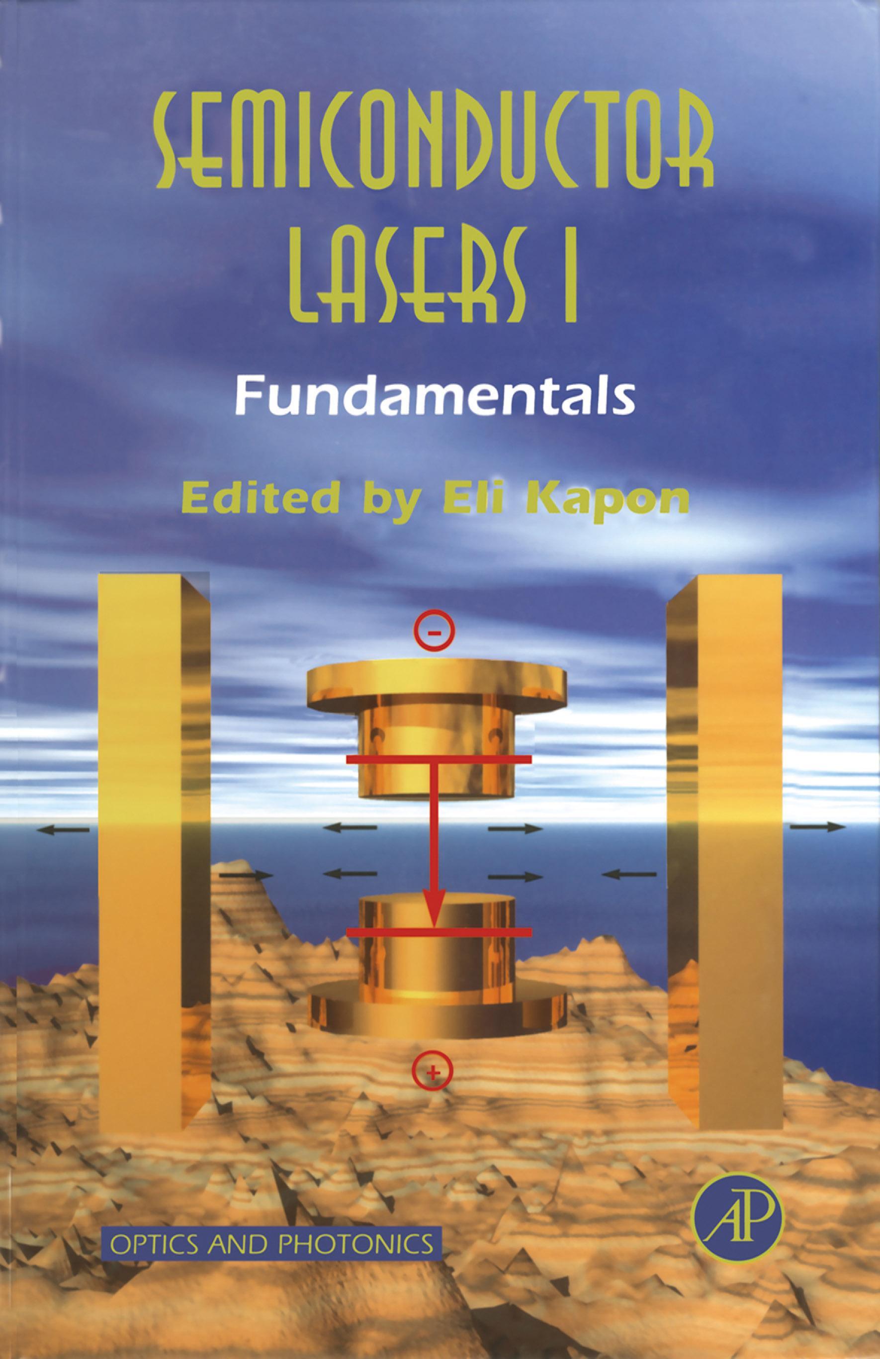 Semiconductor Lasers I: Fundamentals EB9780080540924