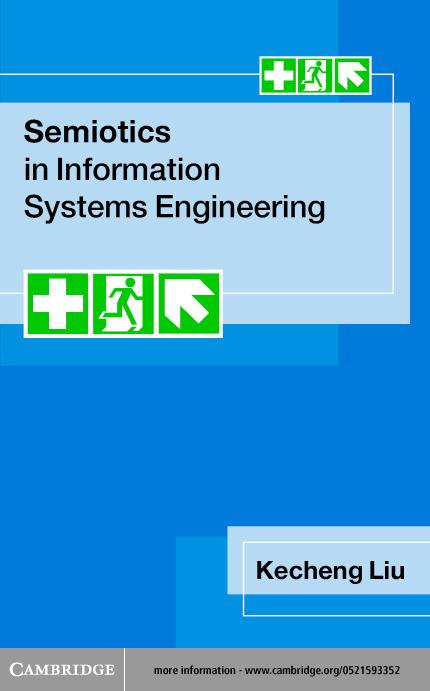Semiotics in Information Systems Engineering EB9780511039164