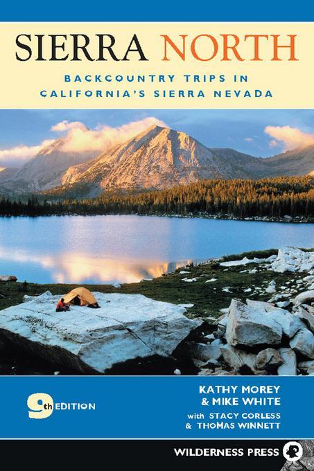 Sierra North: Backcountry Trips in Californias Sierra Nevada EB9780899975245