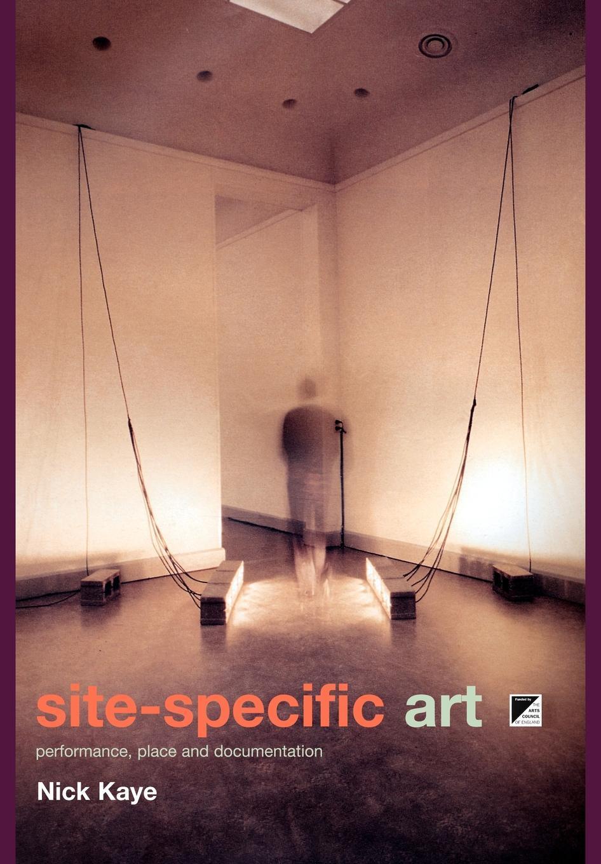 Site-Specific Art EB9780203138298
