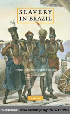 Slavery in Brazil EB9780511654664
