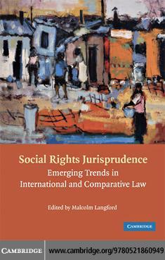 Social Rights Jurisprudence EB9780511500589