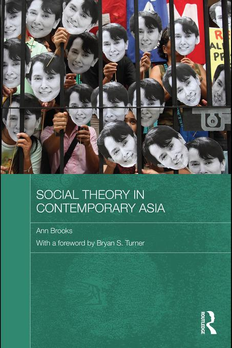 Social Theory in Contemporary Asia EB9780203849736