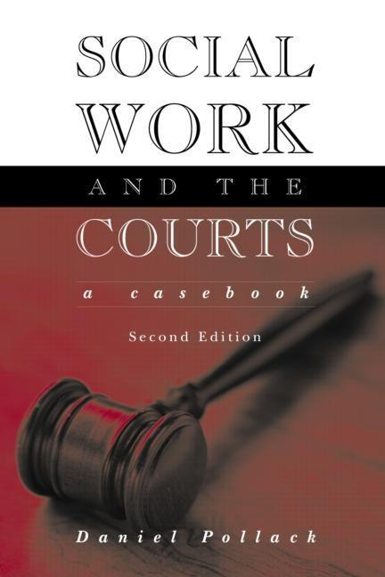 Social Work and the Courts EB9780203426753