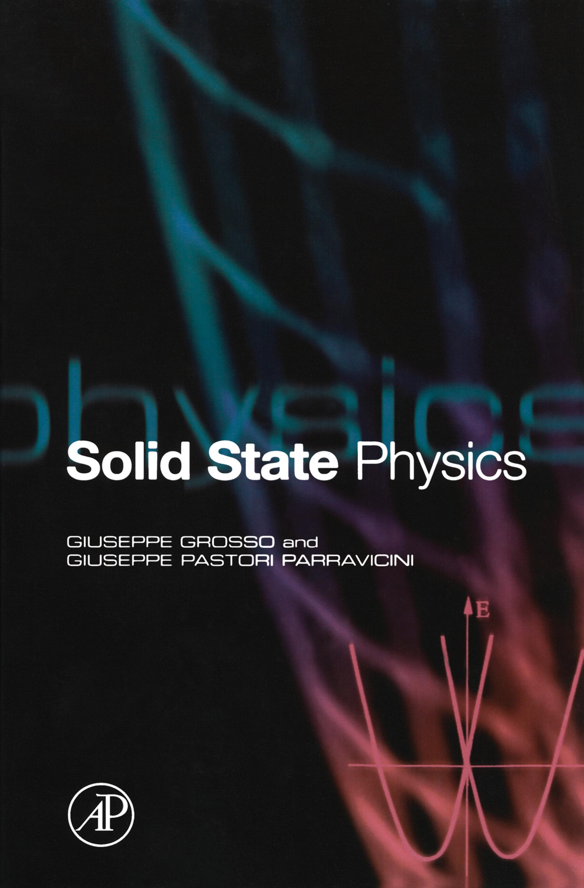Solid State Physics EB9780080481029