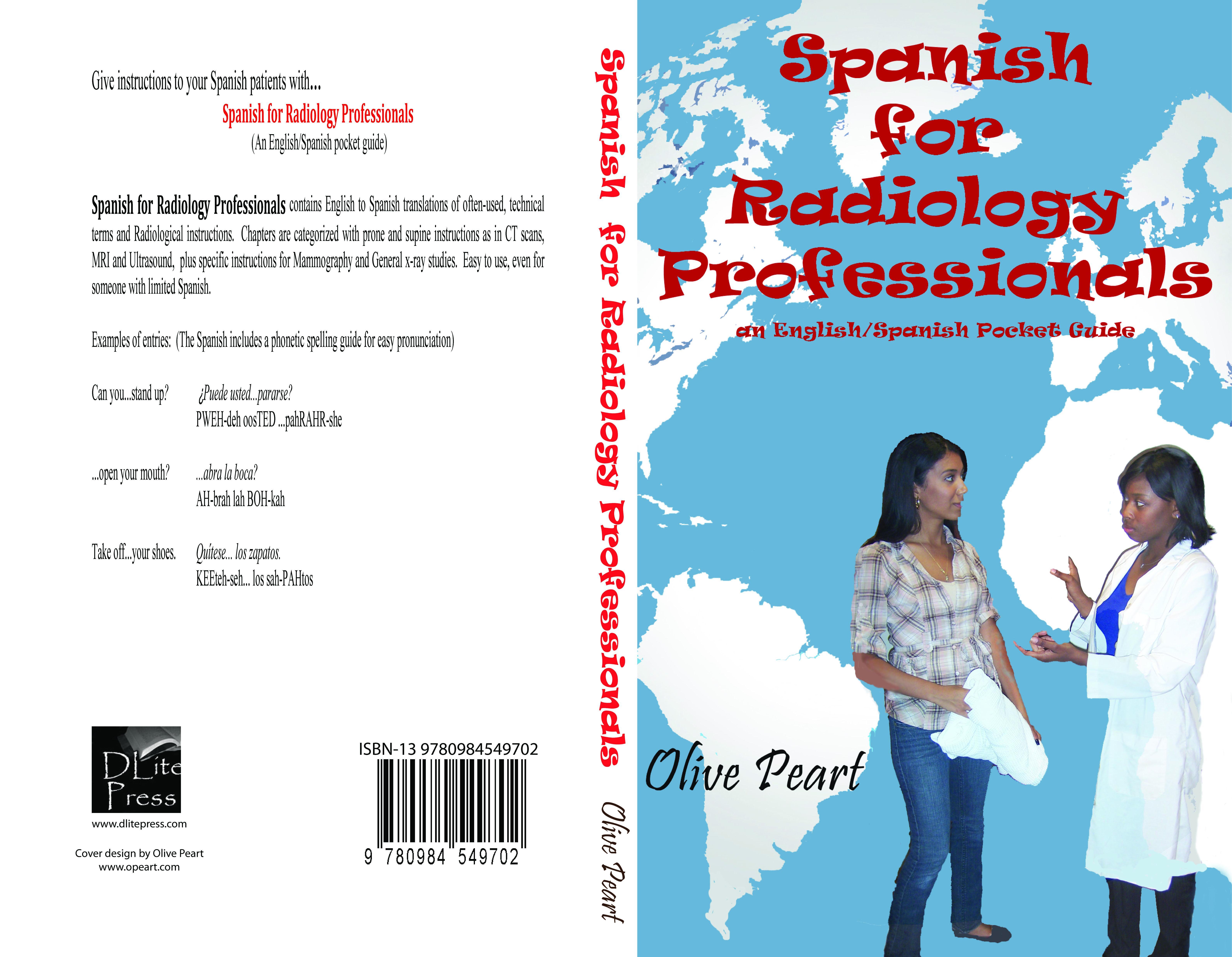 Spanish for Radiology Professionals EB9780982977408