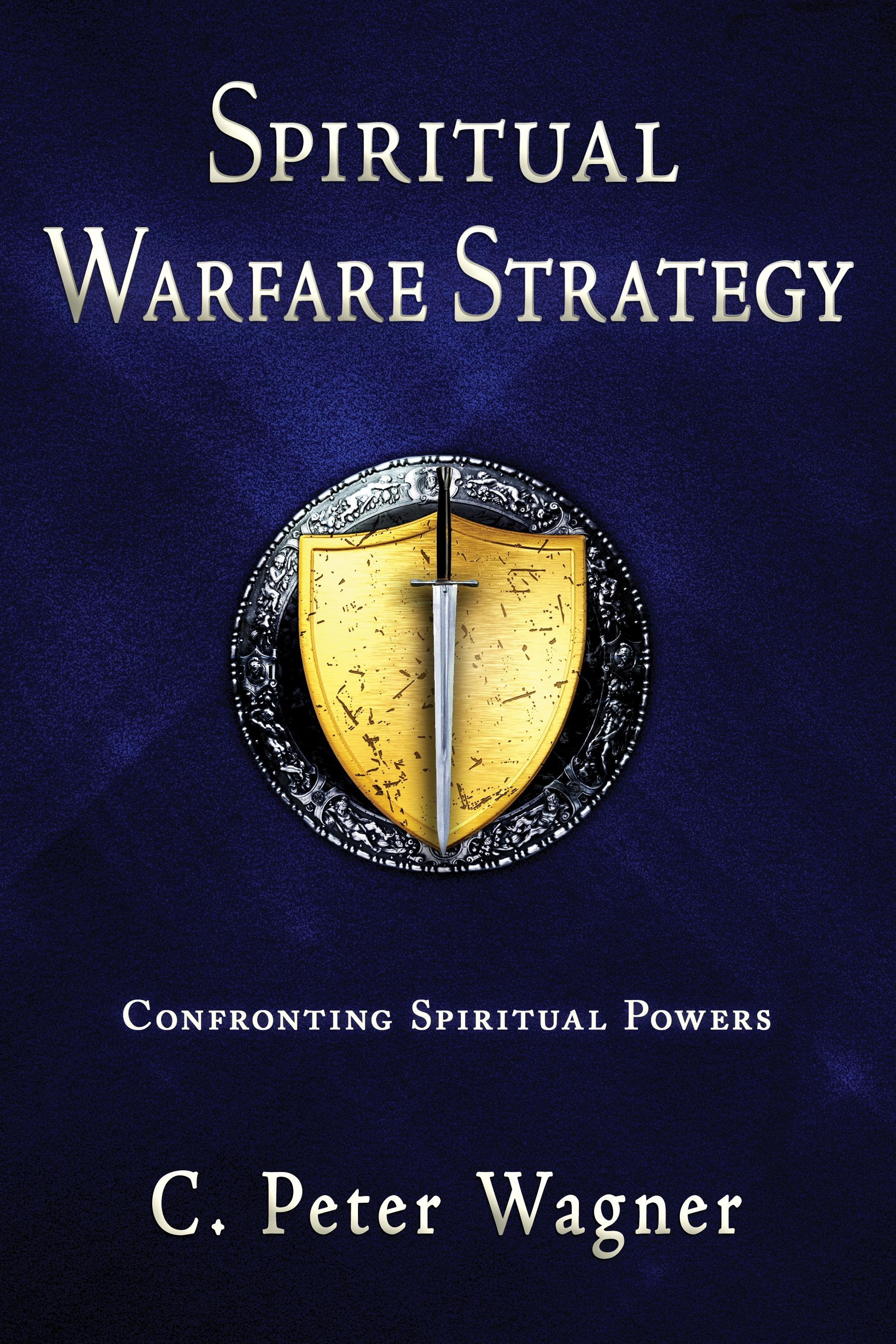 Spiritual Warfare Strategy EB9780768489743