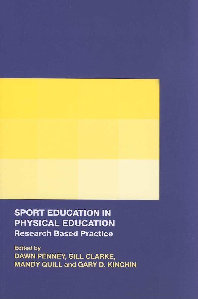 Sport Education in Physical Education EB9780203497449