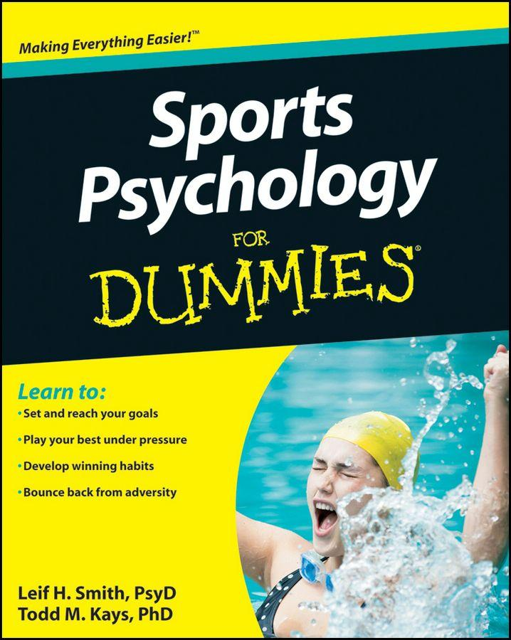 Sports Psychology For Dummies EB9780470677827