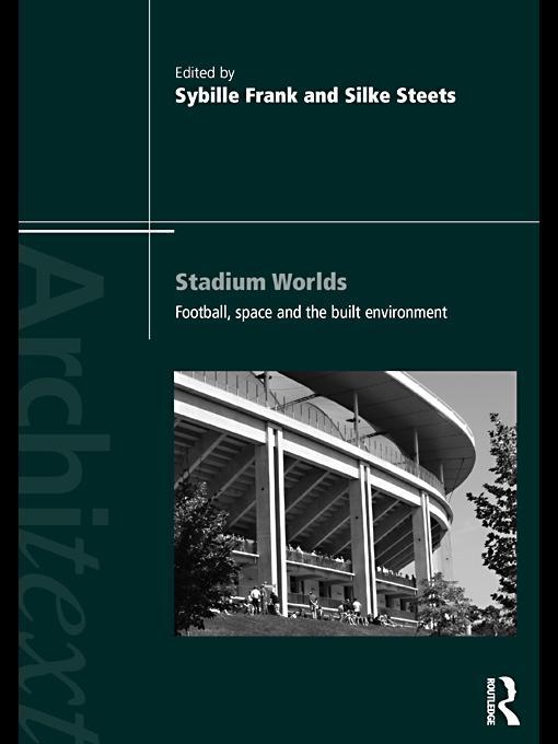 Stadium Worlds EB9780203848562