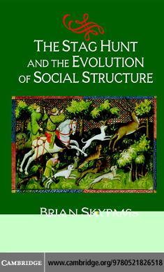 Stag Hunt & Evolution of Soc Struct EB9780511189289