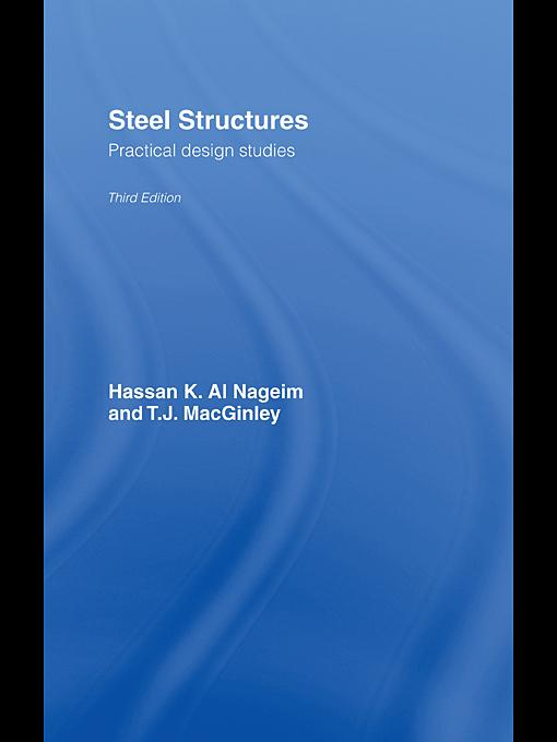 Steel Structures EB9780203965979