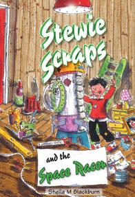 Stewie Scraps and the Space Racer EB9780857471925