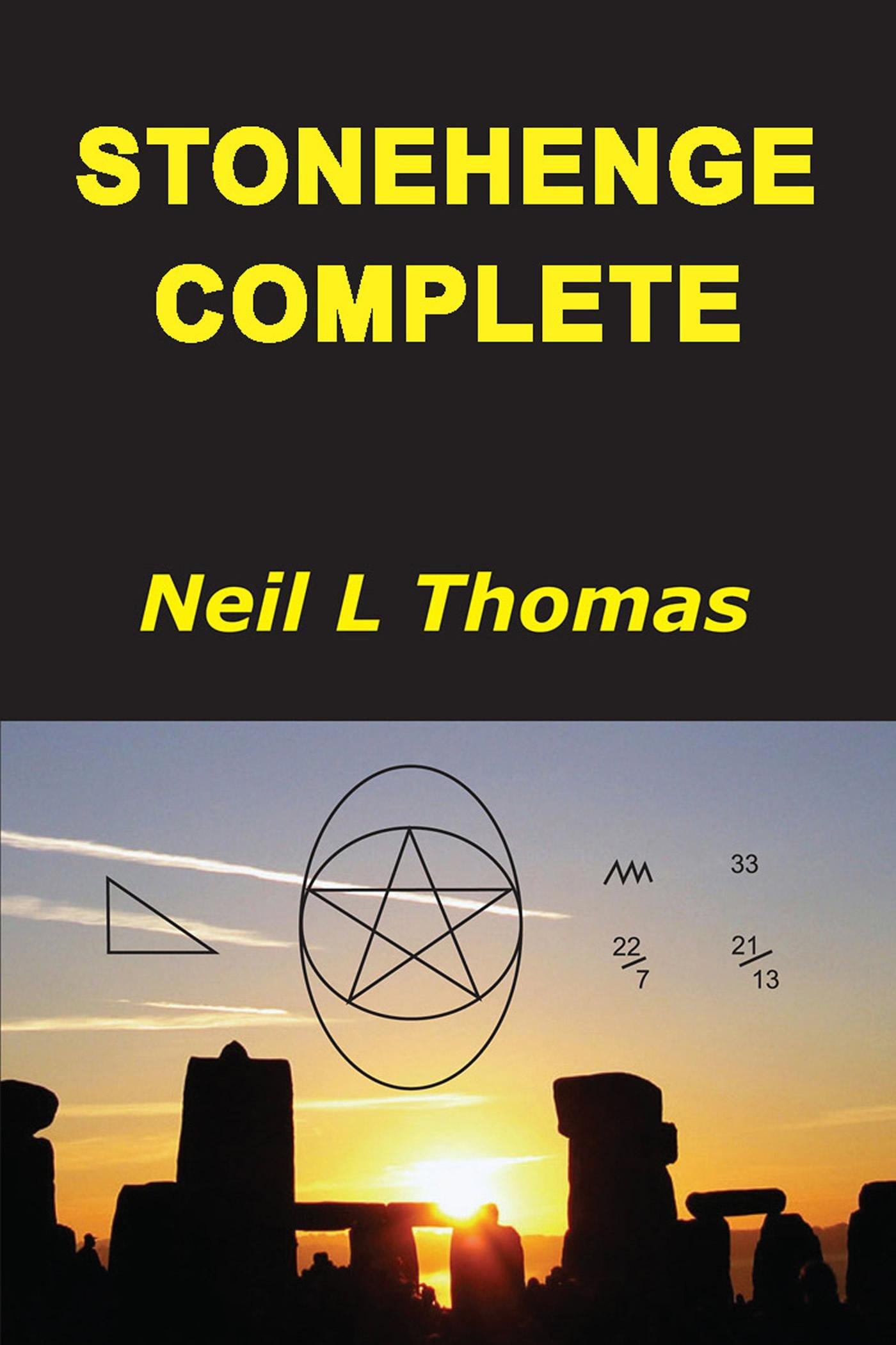 Stonehenge Complete EB9780987352750