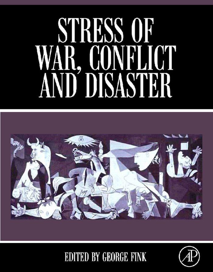Stress of War, Conflict and Disaster EB9780123813824