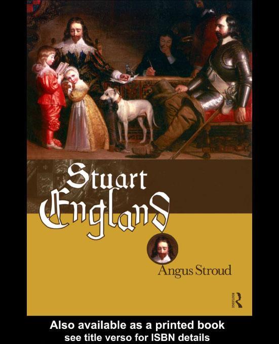 Stuart England EB9780203067017