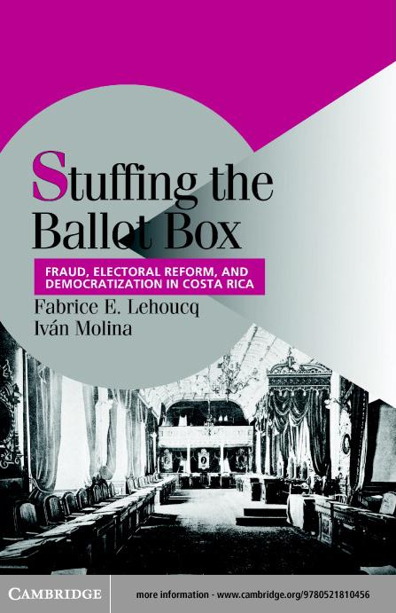 Stuffing the Ballot Box EB9780511057922