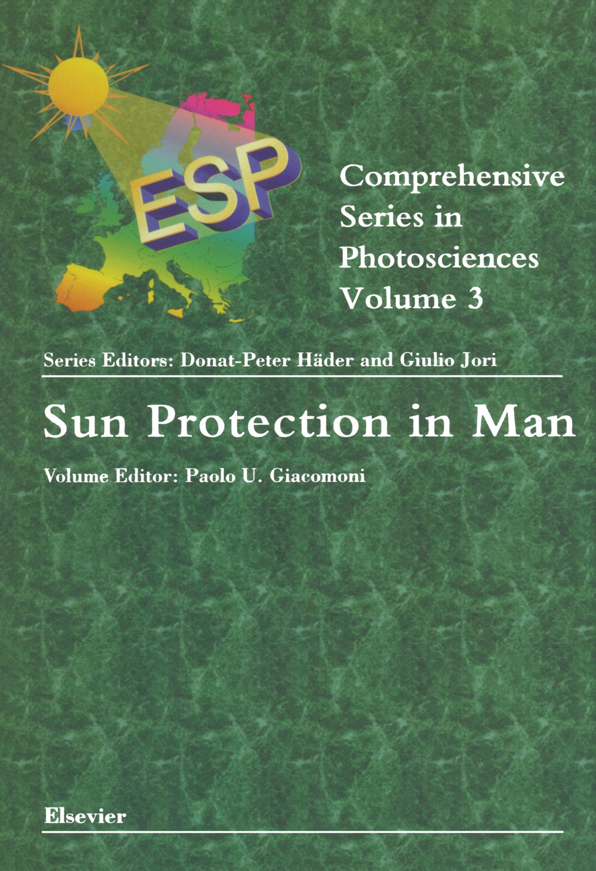 Sun Protection in Man EB9780080518169