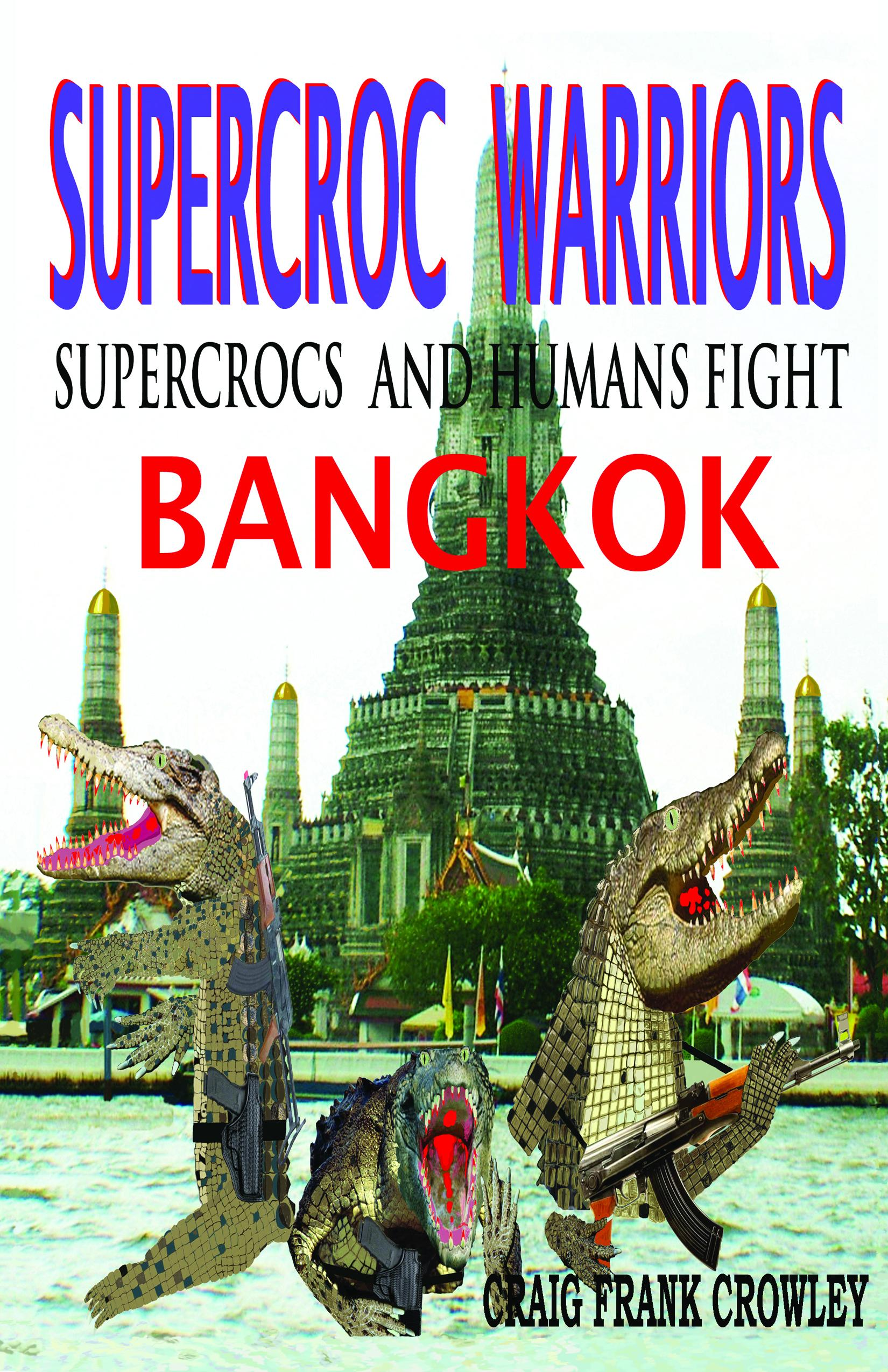 Supercroc Warriors