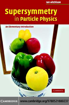 Supersymmetry in Particle Physics EB9780511352867