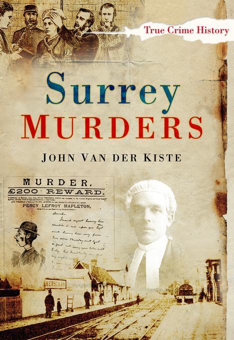 Surrey Murders EB9780752483931