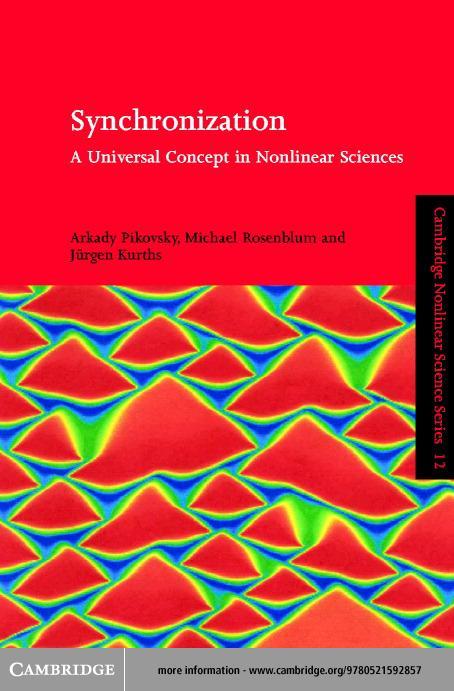Synchronization EB9780511074417