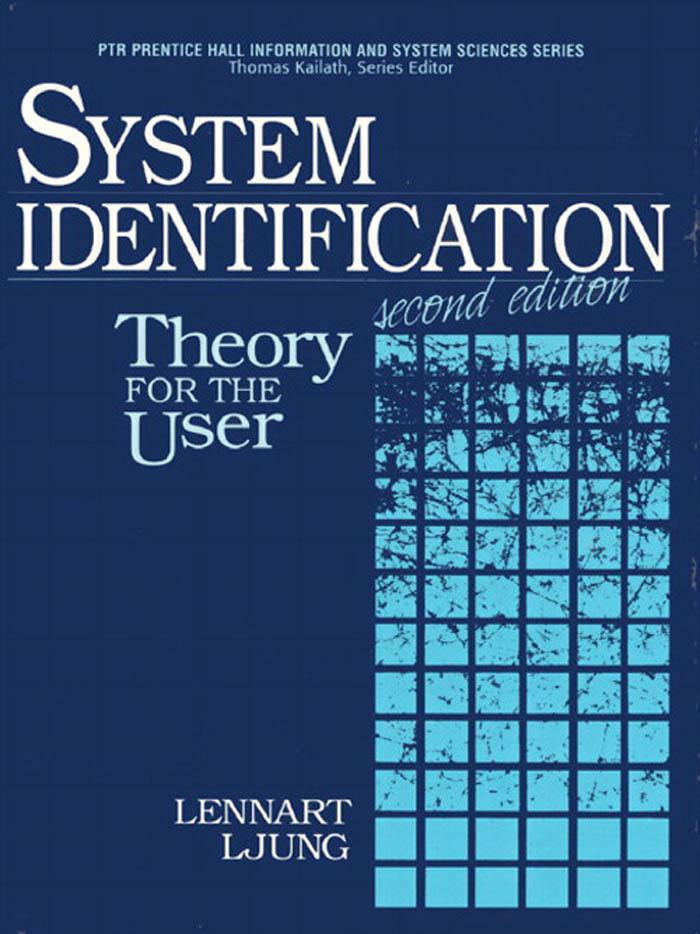 System Identification: Theory for the User EB9780132441100